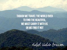 Travel quote | Kijk voor meer reisquotes op http://www.wearetravellers.nl/reistips/reis-quotes/