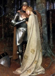 Aucassin and Nicolette. Marianne Stokes