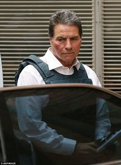 Gattellari wears bullet-proof vest after Medich murder trial