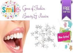 Back to school new trend! Kit, Tooth Gem, Star Wars, Piercing Ring, Good Cause, Aqua Marine, Gem S, Star Shape, Enough Is Enough