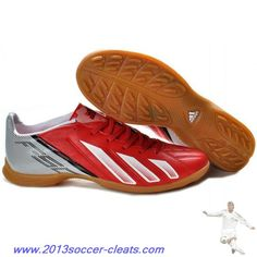 eea3aa0fce6 Authentic Adidas Adizero F50 Indoor TF in red white For Sale Adidas Sport