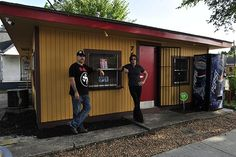 Heights Guitar Tech Fills Big Gap in Houston Gear-Repair Scene - featured in the @HoustonPress by Chris Lane