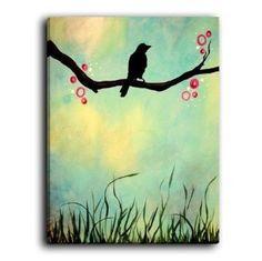 Amazon.com: DiaNoche Designs FREE SHIPPING Canvas ($59)
