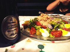 estate: #insalataspeciale e #Damaforestiera #blancdenoir #montepulciano e #pinotnoir