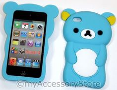 cute ipod case, im getting this in pink and brown!!