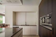 CO – Schellen Architecten Villa, Kitchen Cabinets, Home Decor, Germany, Houses, Architecture, Decoration Home, Room Decor, Cabinets