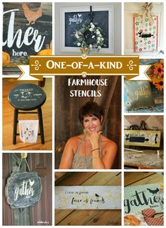 One-of-a-kind exclusive stencil line. Made in the USA. Home wasn't built in a day. I created my line with the true meaning of home. Welcome, cozy, inviting and reflective of all things a home should be. #affiliate