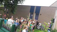 Spelletjes voor schooljeugd #Kermis #Angerlo @detrompetter #Zevenaar. Vrijdag 5 september 2014. Via twitter @MariskaVanS
