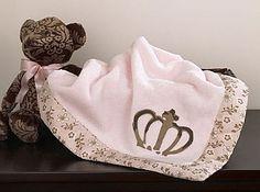 COCALO Baby : Nursery Collections : Girl : Daniella Sherpa Blanket