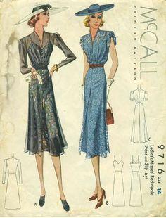 1938 McCall 9716