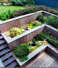 21 Top Ideas For Your Garden! Summer Is Coming niet helemaal zoals ik het wil, maar het idee is goed.