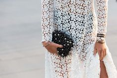 VAMFF: the best street style from the festival: Elyse Knowles