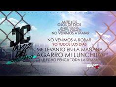 "MR JC - La Voz Del Inmigrante ""Lyric Video"""