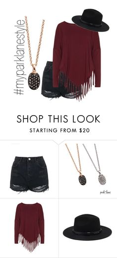 """""""My Park Lane Style"""" by parklanejewelry ❤ liked on Polyvore featuring Topshop, Boris, Forever 21 and myparklanestyle"""