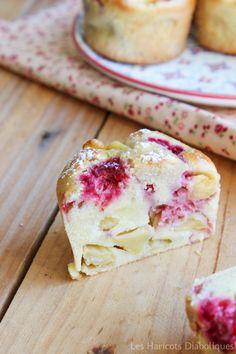Muffins pommes framboises (4)