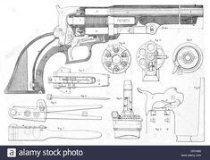 Картинки по запросу colt revolver patent