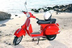 Since its debut 35 years ago, during which more than three million vehicles have come off the production lines, the Vespa PX has become a symbol – an icon – of Italian design and style.