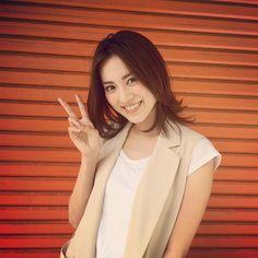 baila_magazine発売中9月号には安座間美優ちゃん( @mew_azama )がBAILA初登場中!
