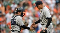 Murphy delivers big hit for Yankees in 5-3 win over Orioles