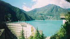 Inguri Dam, Georgia by Eugene Woronyuk on 500px