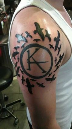 Ka was a wheel; it was also a net from which none ever escaped #tattoo