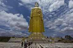 Bodhi Tataung Complex, Big Buddha, Monywa, Myanmar