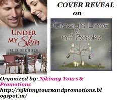 #CoverReveal Under My Skin by @Aalix_Nichols on @CindyLoveOfBook's blog http://cindysloveofbooks.com/2014/09/cover-reveal-skin/ #Romance