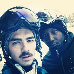 joe mammoth Joe Jonas Mammoth Mustache