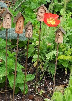 Adorable Fairy Garden Ideas 13
