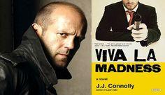 Ο Jason Statham στη μικρή οθόνη με το Viva La Madness | FilmBoy Jason Statham, Novels, Author, Live, Writers, Fiction, Romance Novels