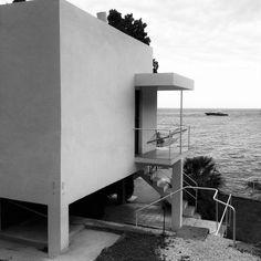 Travel: The Modern House visit E1027 | Journal | The Modern House