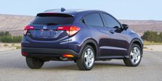 As good-looking as the HR-V is on the outside, its interior represents an even bigger aesthetic transformation from the Fit.