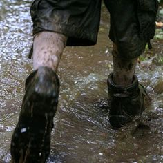 How to Keep Your Feet Healthy in the Field