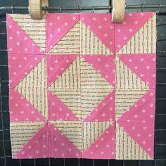 блог треугольник посиделки блок 46 & 47 | Лиза Bongean по