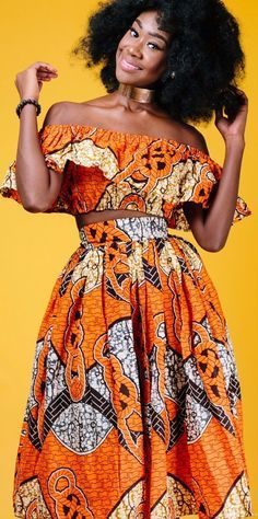 the TITO midi in orange * end of year clearance*. African print midi skirt with 2 side pockets and zipper at the back. The skirt is fully lined.    Ankara   Dutch wax   Kente   Kitenge   Dashiki   African print dress   African fashion   African women dresses   African prints   Nigerian style   Ghanaian fashion   Senegal fashion   Kenya fashion   Nigerian fashion (affiliate)