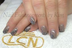 #Nails #LCN A Tame Animal Created by Kimberly Steeves (Speichts)