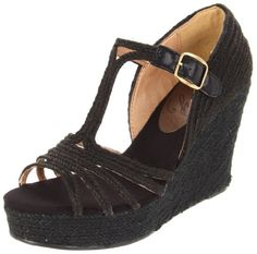 Envy Womens Grub TStrap SandalBlack10 M US *** This is an Amazon Affiliate link. Read more at the image link.