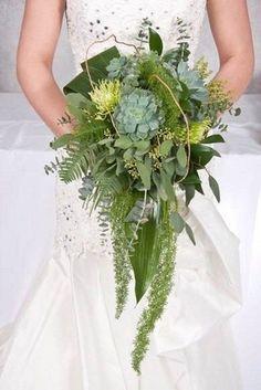 Garden style bouquet.