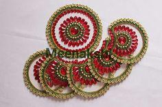 Rangoli Ideas, Rangoli Designs Diwali, Bird Crafts, Diy And Crafts, Thali Decoration Ideas, Acrylic Rangoli, Silk Thread Bangles Design, Diwali Decorations At Home, Diwali Craft