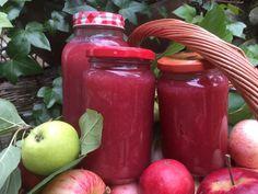 Patavahti: Mitä hempeimmän värinen omenahillo.