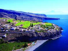 Tecina Resort on the island of La Gomera