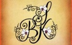 tribal orchid tattoos | Orchidea Araba Fenice Monogrammi Per Tatuaggio Fabiolagiannini