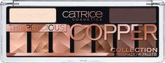 Precious Copper Eyeshadow Palette 010