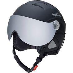 Bolle Slide Visor Helmet - Soft Black