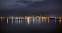 Seattle Night - null