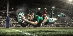Guinnnes Six Nations Rugby – Douglas Fisher_