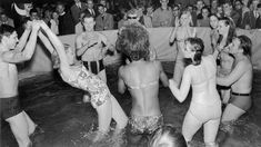 blow up club munich germany late 60s