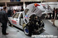 640 hp Dual Engine MK2 Golf!
