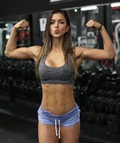 Fitness Inspiration, Model Training, Corpo Sexy, Fitness Models, Female Fitness, Fitness Women, Female Abs, Fitness Motivation, Exercise Motivation