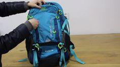 Outdorový batoh Senterlan s objemem 50 l, pláštěnkou, píšťalkou a ve třech barvách https://cs.venda.cz/senterlan-batoh-outdoorovy-50l/ https://www.youtube.com/watch?v=_yw6H09v19A
